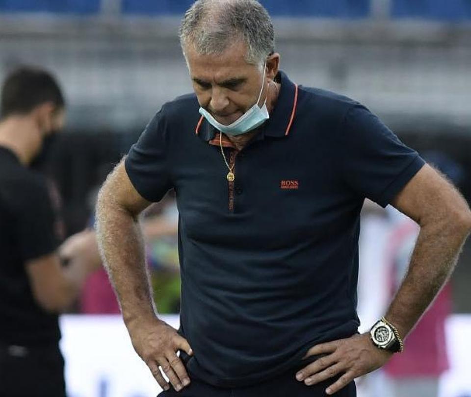 Carlos Queiroz ex técnico de Selección Colombia mensaje muerte Des McAleenan | Selecciones Nacionales 1