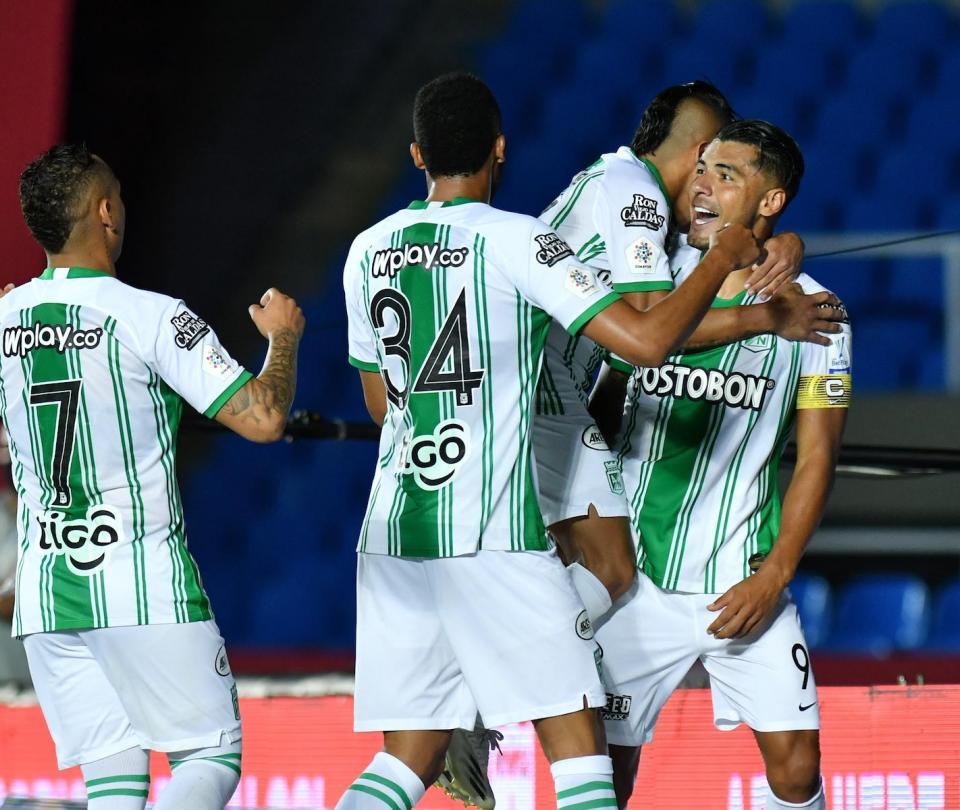 Nacional regresa a la Copa Libertadores gracias a Santa Fe | Copa Libertadores 1