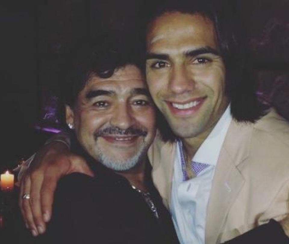 Dolor de colombianos: Falcao, 'Pibe', 'Tino', James y más lloran al 10 1