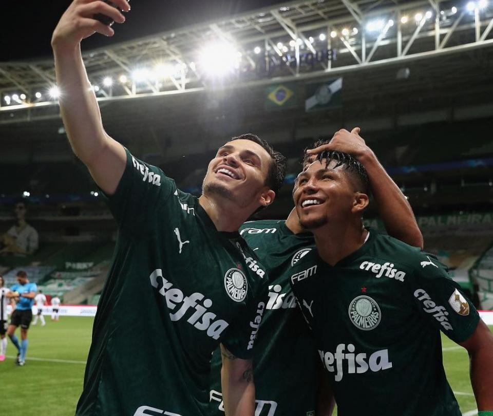 Palmeiras vs Santos: cómo y cuándo ver la final de Copa Libertadores 1