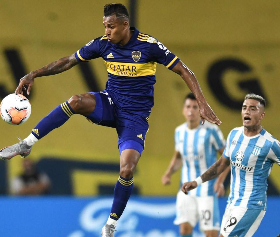 Boca venció a Racing con gol de Villa: a semifinales de Libertadores 1
