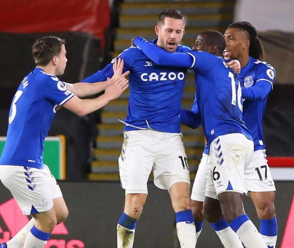 Everton: crónica contra Sheffield United Boxing Day Premier league 2020-21 | Premier League 1