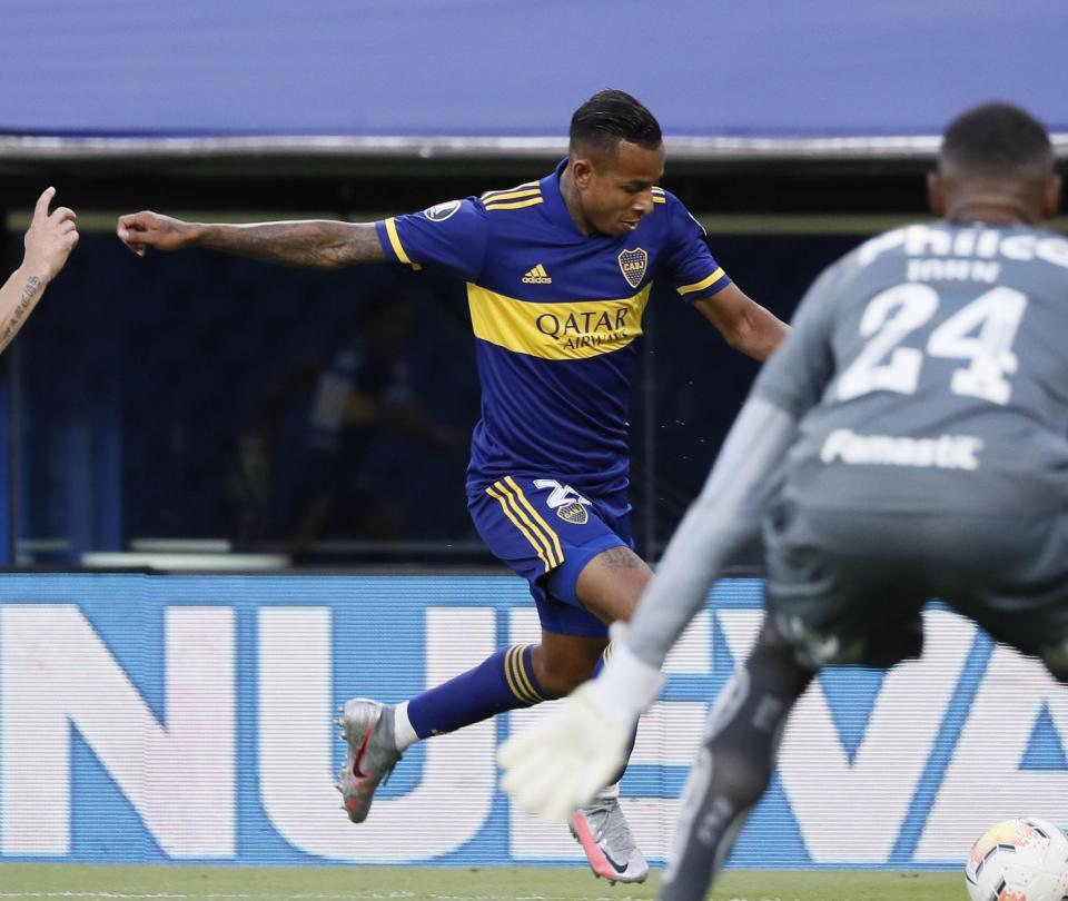 Boca Juniors: titular de Miguel Russo para enfrentar a Santos en partido de vuelta de semifinal de Copa Libertadores   Copa Libertadores 1