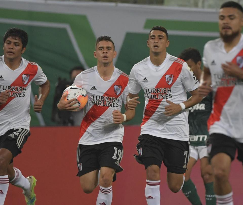 River Plate: los jugadores que podrían salir para el 2021, Rafael Santos Borré | Colombianos en el Exterior 1