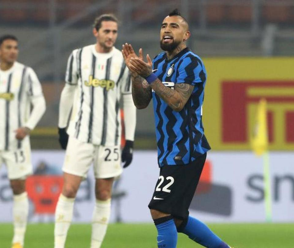 ¡Partidazo! Vea acá los goles de la victoria del Inter sobre Juventus 1