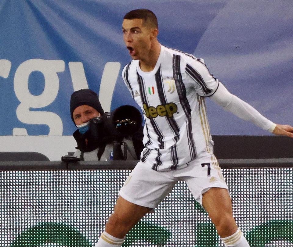 Cristiano Ronaldo estadisticas en Juventus tras criticas de Antonio Cassano | Serie A 1