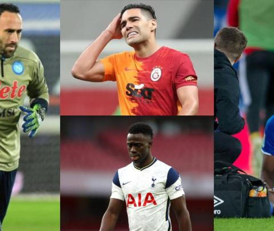 Colombianos en Europa: ninguno ganó en grandes ligas, pocos se destacaron y no están en la élite   Colombianos en el Exterior 1