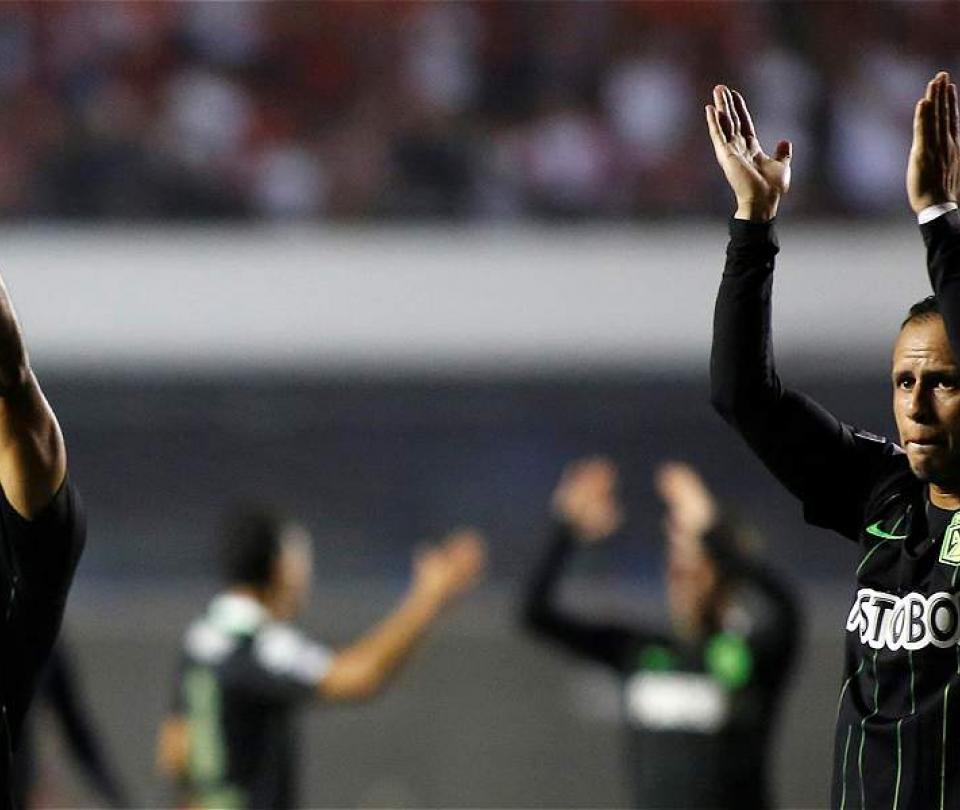 Atlético Nacional: se cumplen cuatro años de victoria en Morumbí Copa Libertadores | Copa Libertadores 2