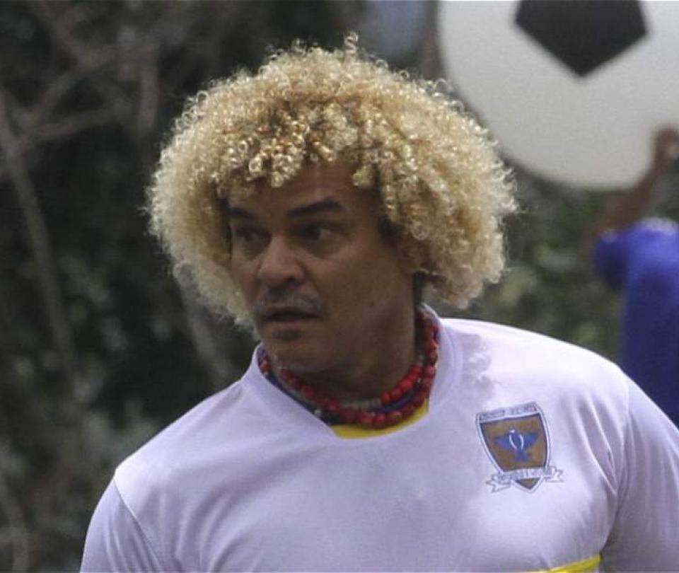 No lo olvidarán nunca: video homenaje de la MLS al 'Pibe' Valderrama 1