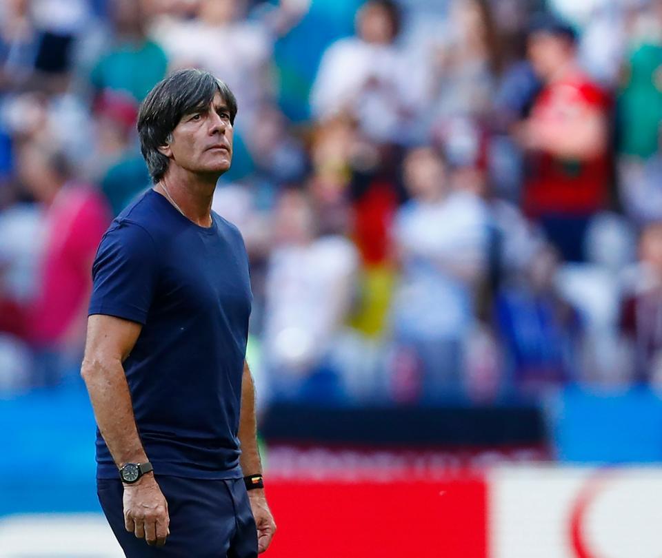 Joachim Löw anuncia que dejará Selección de Alemania después de la EURO, tras 17 años   Selecciones Nacionales 1