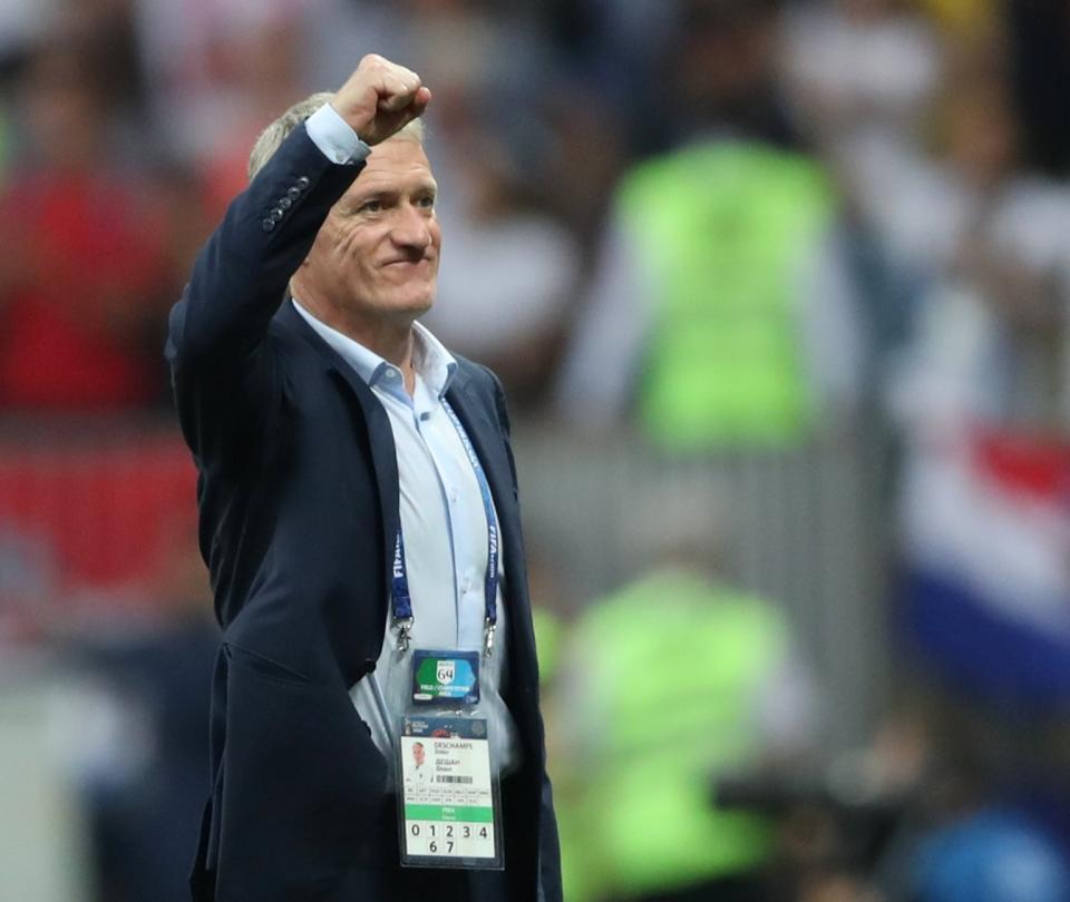 Eliminatorias Catar 2022: Deschamps vuelve a cerrarle la puerta a Benzema en Francia | Selecciones Nacionales 1