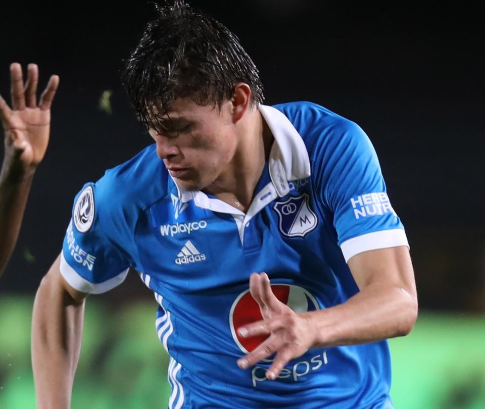 Finalmente, Christián Huérfano encontró un nuevo club para jugar 1