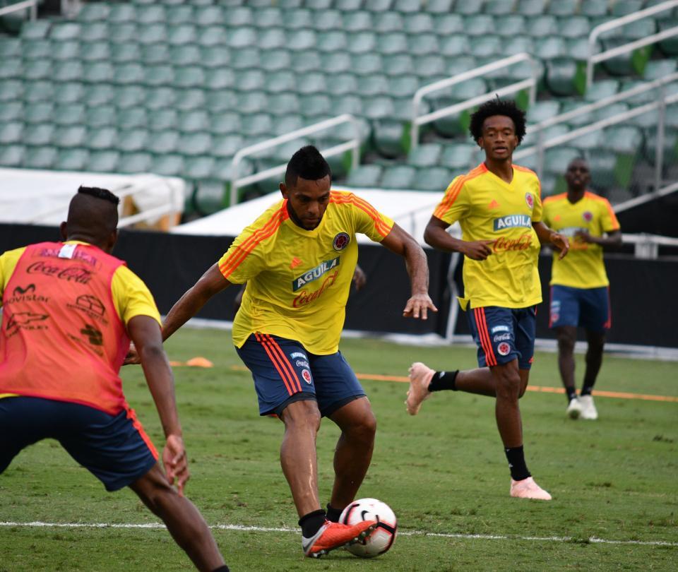 Miguel Borja, de Junior, sueña con volver a la Selección Colombia para la Copa América y las Eliminatorias | Selección Colombia 1