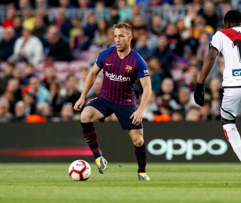 Oficial: Arthur llega a Juventus tras millonaria venta del Barcelona 2