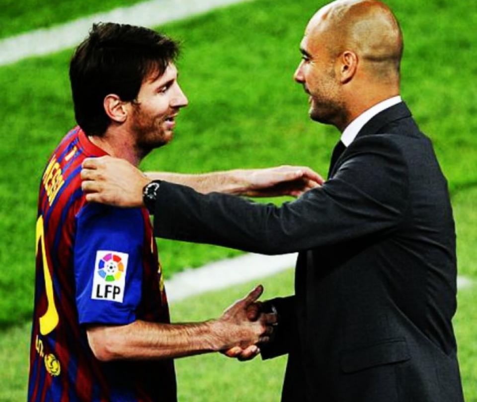 firma de Guardiola es primer paso para llevar a Lionel Messi a Manchester City | Premier League 1