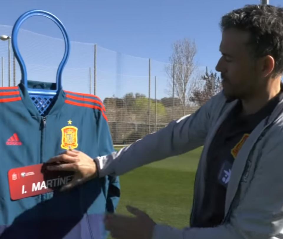 Selección España: Luis Enrique revoluciona, apuesta a talento joven   Selecciones Nacionales 1