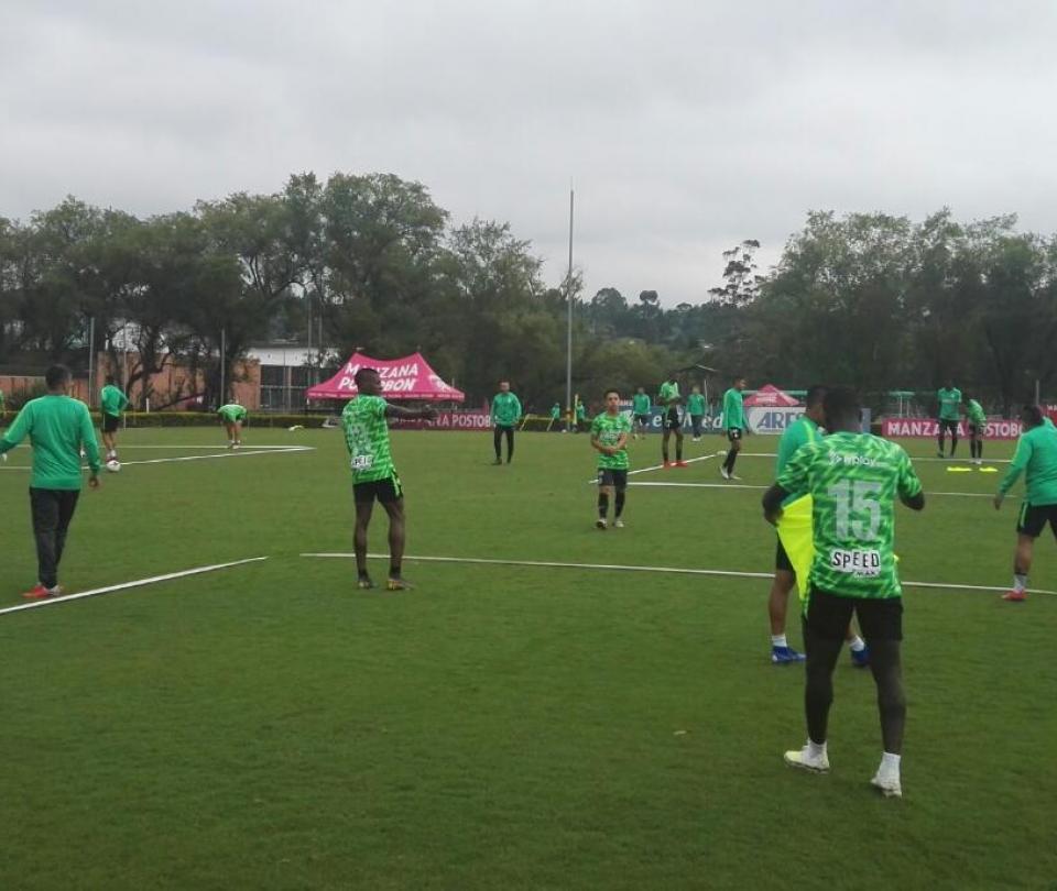 Liga Betplay: Atlético Nacional habla de manejo positivos coronavirus | Futbol Colombiano | Liga BetPlay 1