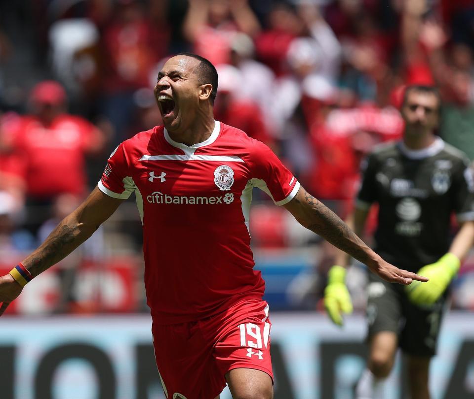 'Pipe' Pardo sacó la cara por Colombia: comandó la goleada del Toluca 1