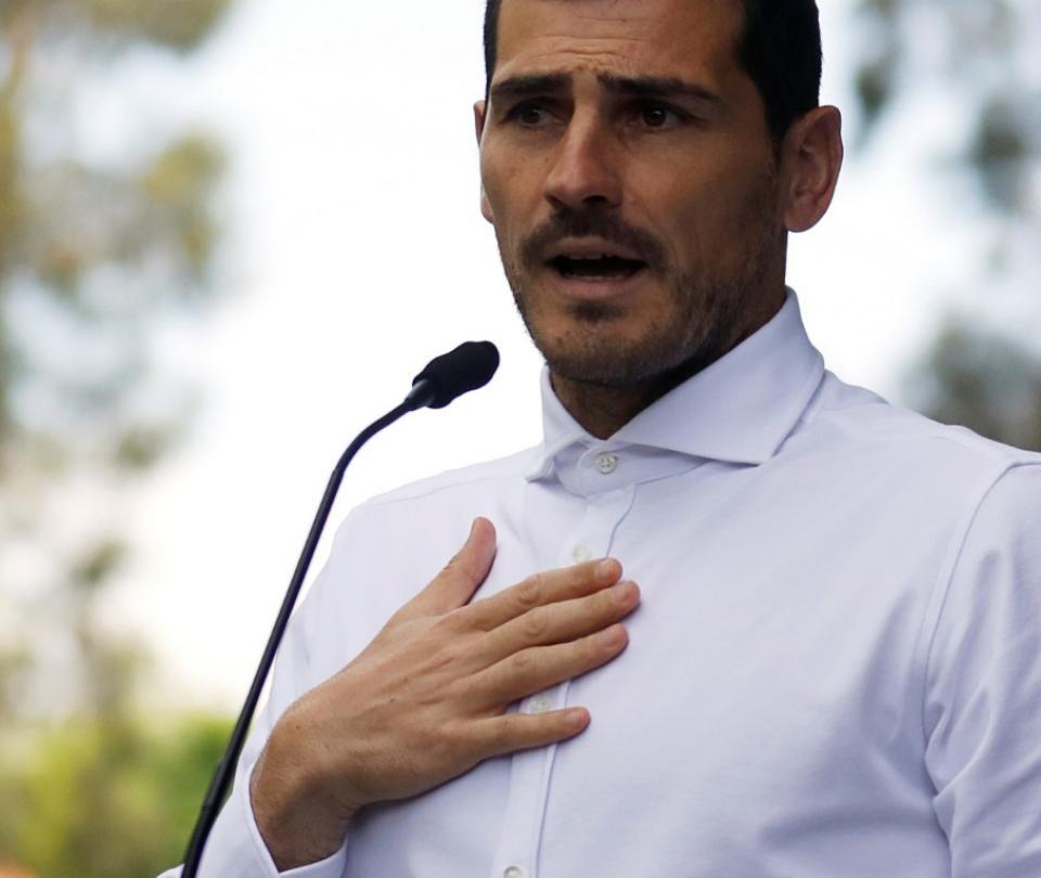 Casillas, listo para el retiro y ser presidente de Federación Española | Otras Ligas de Fútbol 1