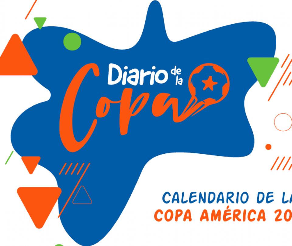 Calendario Copa.Calendario Copa America Brasil 2019 Fechas Y Horarios De Los