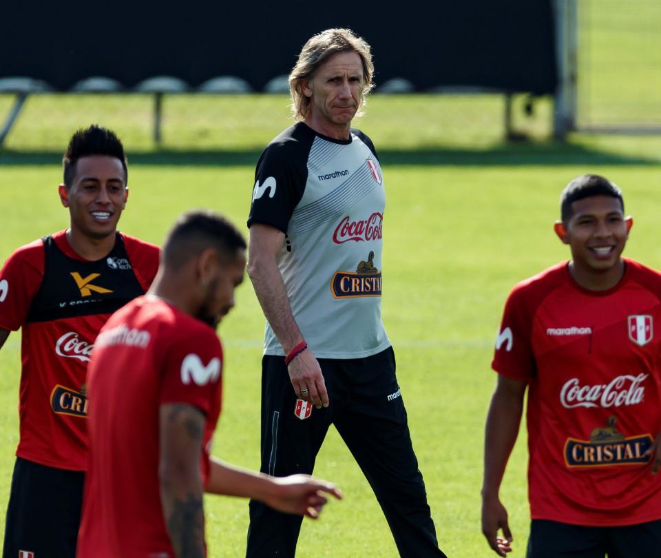 Selección de Perú reporta baja de Flores para duelo vs Colombia, Eliminatorias Catar 2022   Selecciones Nacionales 1