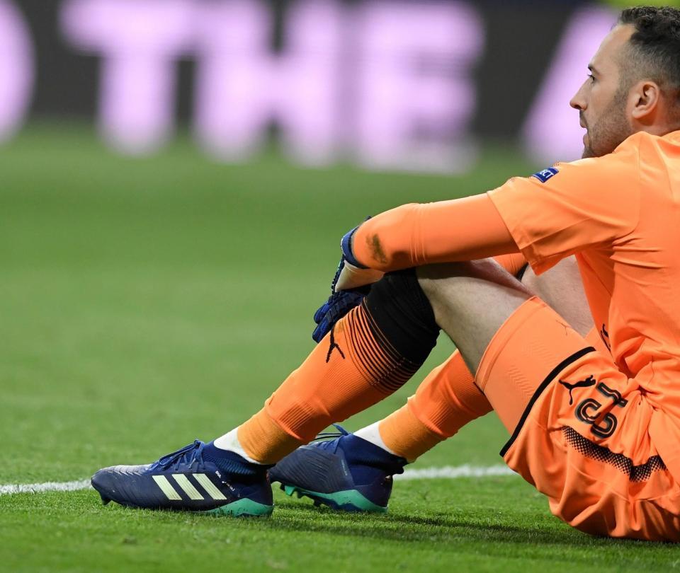 David Ospina: error en el partido Lazio vs Napoli, en la Serie A | Colombianos en el Exterior 2