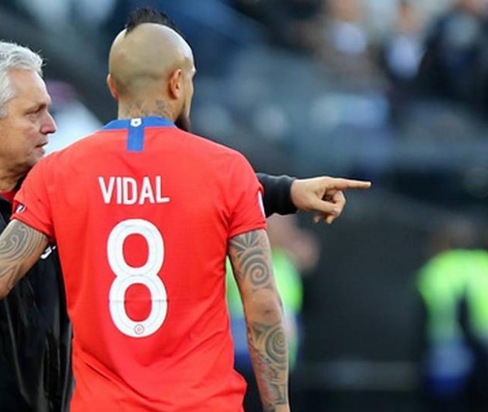 No entienden nada: jugadores chilenos piden decisiones en tema Rueda 1