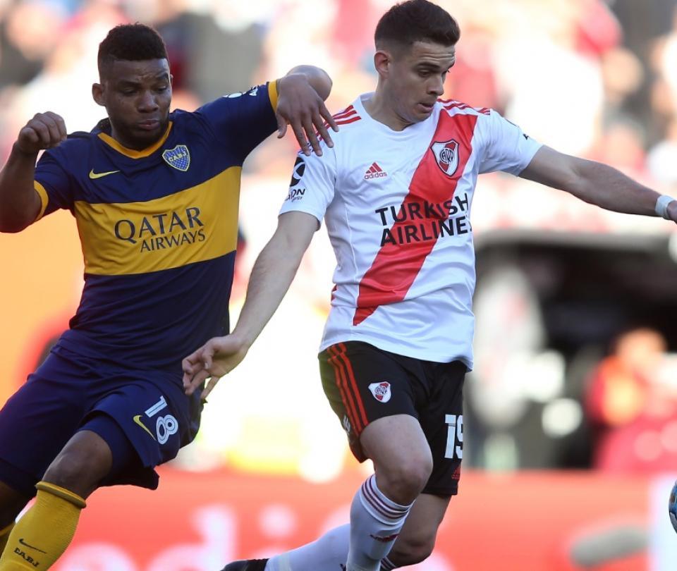 Boca Juniors River Plate 2020: cómo se define el campeón en la Superliga Argentina 2020 cuentas | Liga Argentina 1