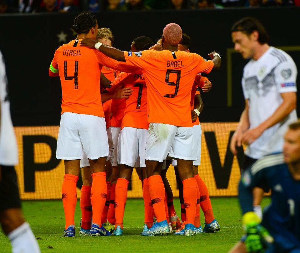Virgil van Dijk se baja de la Euro 2021: no corre riegos por grave lesión, Liverpool | Selecciones Nacionales 1
