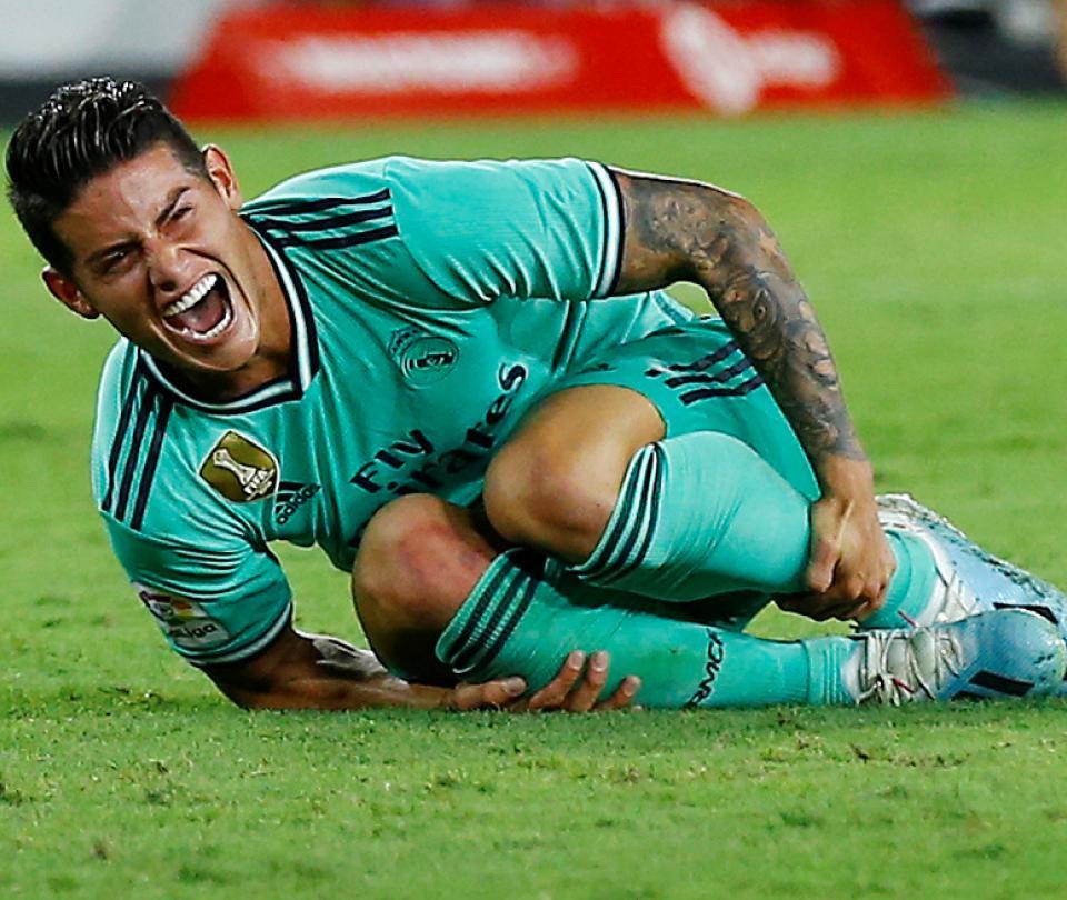James Rodríguez y partidos importantes que se perdió en 2019 por lesiones y más | Colombianos en el Exterior 1