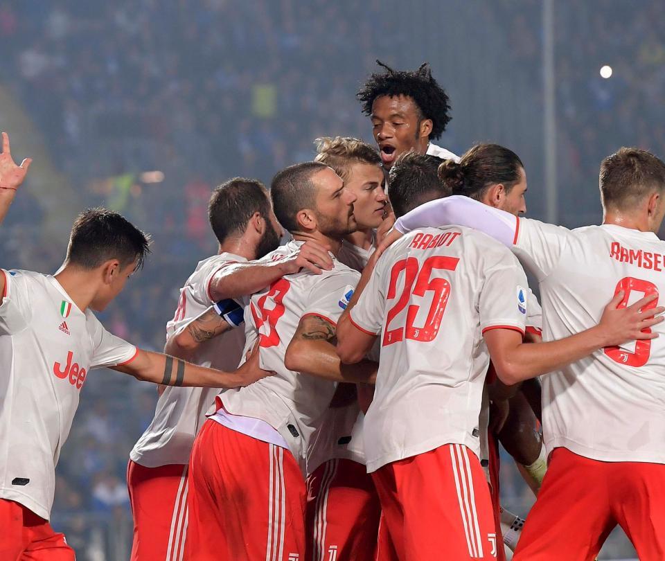 Resultado del Brescia vs. Juventus, de la Liga de Italia, con Juan Guillermo Cuadrado | Serie A 2