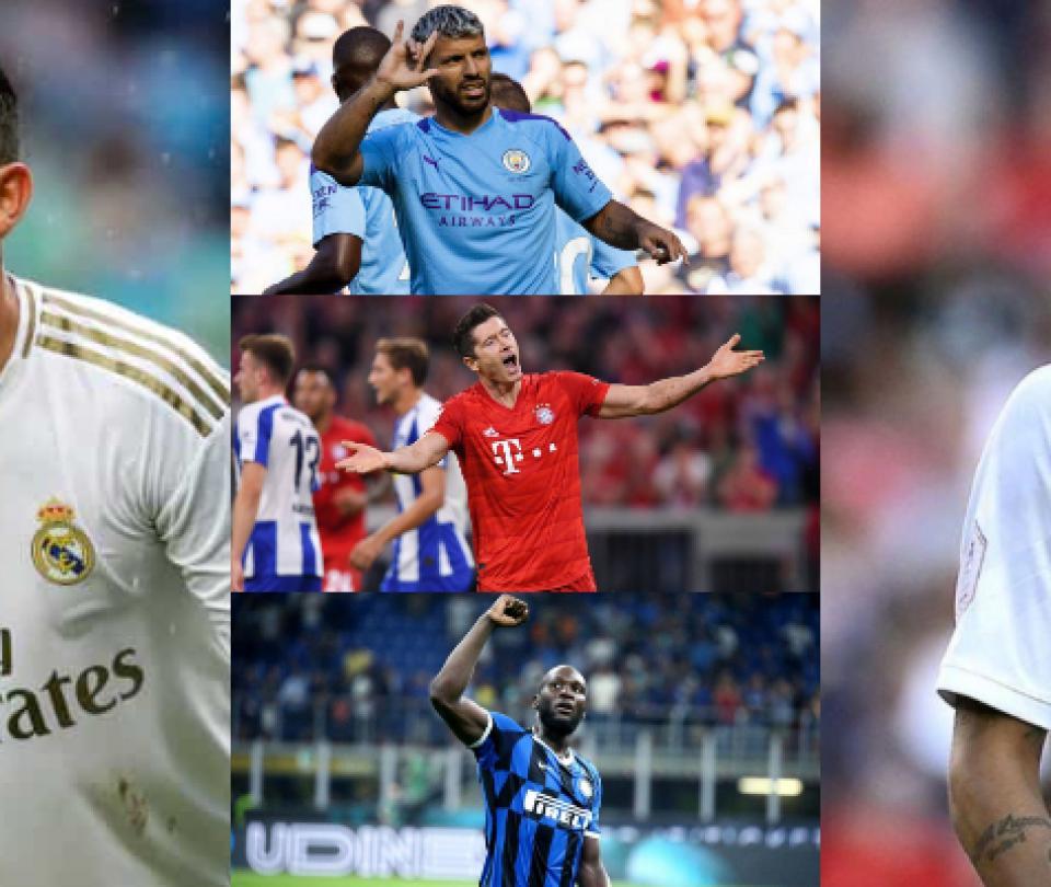 Cifras de las ligas de España, Inglaterra, Alemania, Italia y Francia   Otras Ligas de Fútbol 2