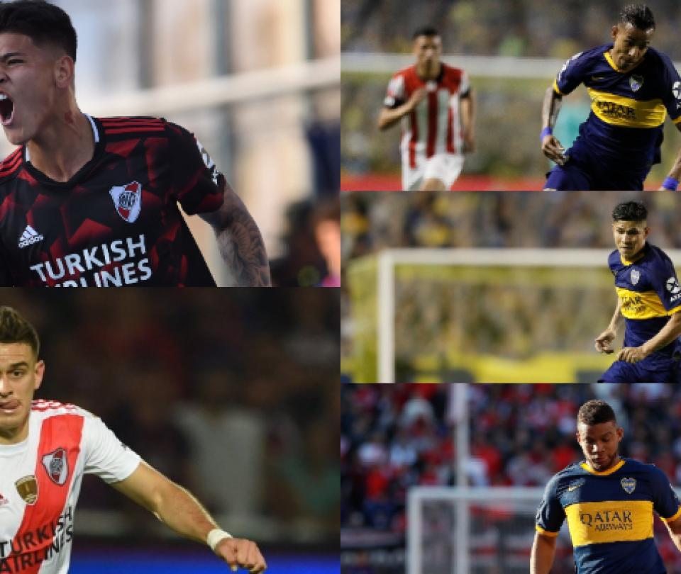 Reyes de la Copa Libertadores: abrumadora supremacía de River y Boca 1