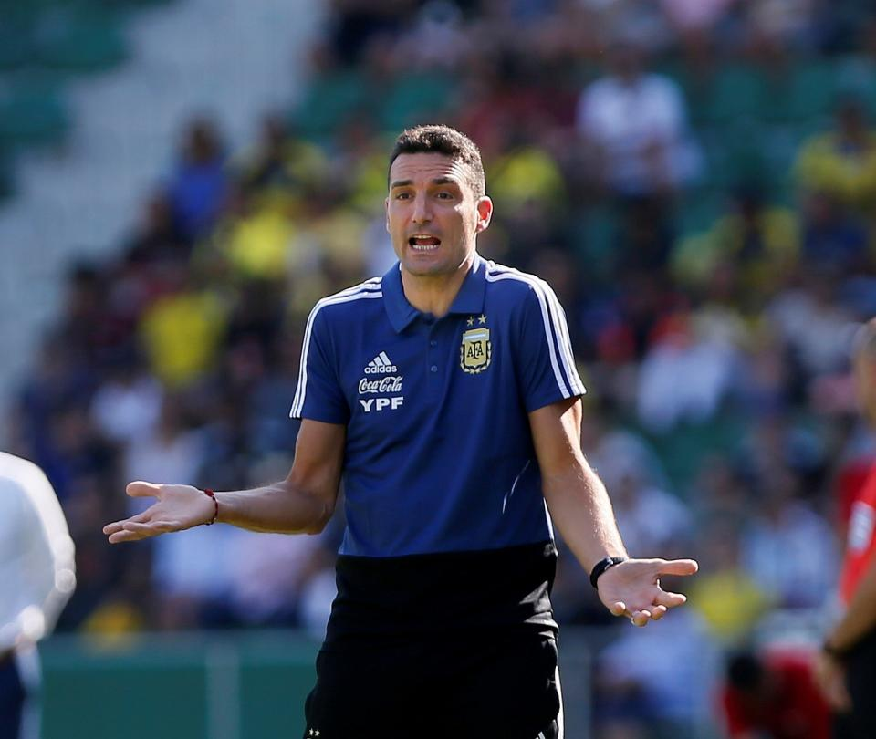 Argentina hoy: polémica de Scaloni por estadios de Boca Juniors y River Plate con la Selección 2020 | Otras Ligas de Fútbol 1