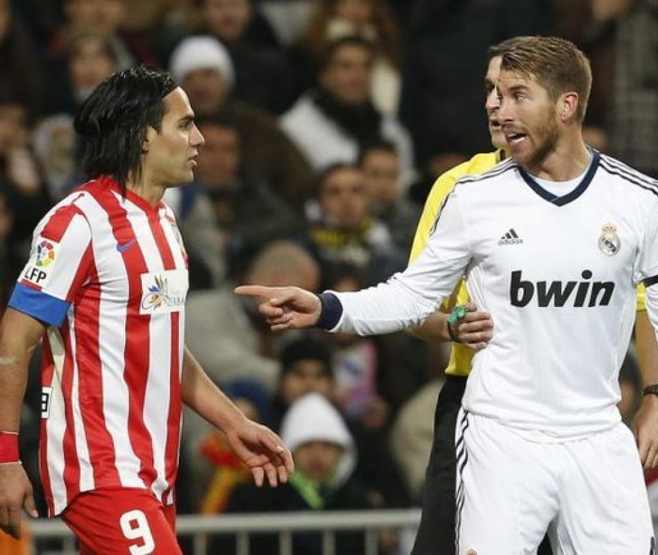 Falcao, especialista en clásicos: los goles que ha marcado en derbis 1