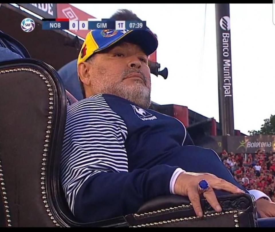 Argentina hoy: fuertes declaraciones contra Maradona de Campestrini | Noticias fútbol | Liga Argentina 1
