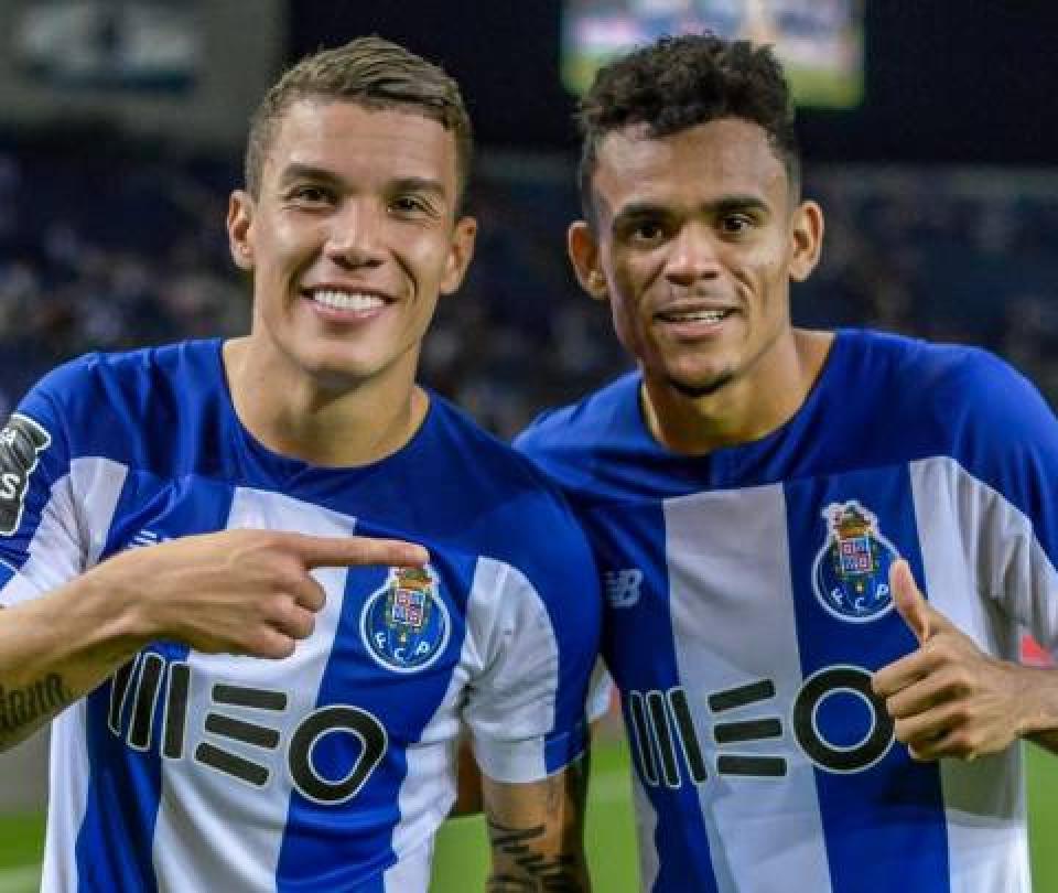 Alerta máxima en Porto: parte médico de Luis Díaz y Matheus Uribe 1