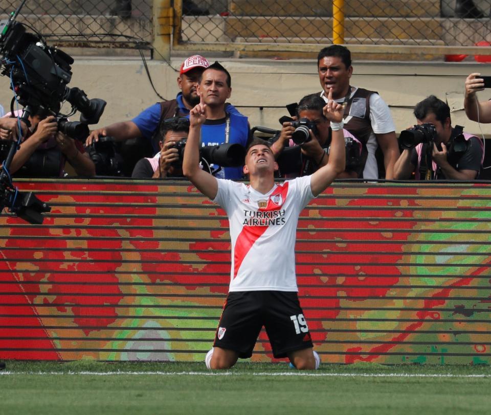 River Plate Copa Libertadores: lista de jugadores para la reanudación de la comptencia | Copa Libertadores 1