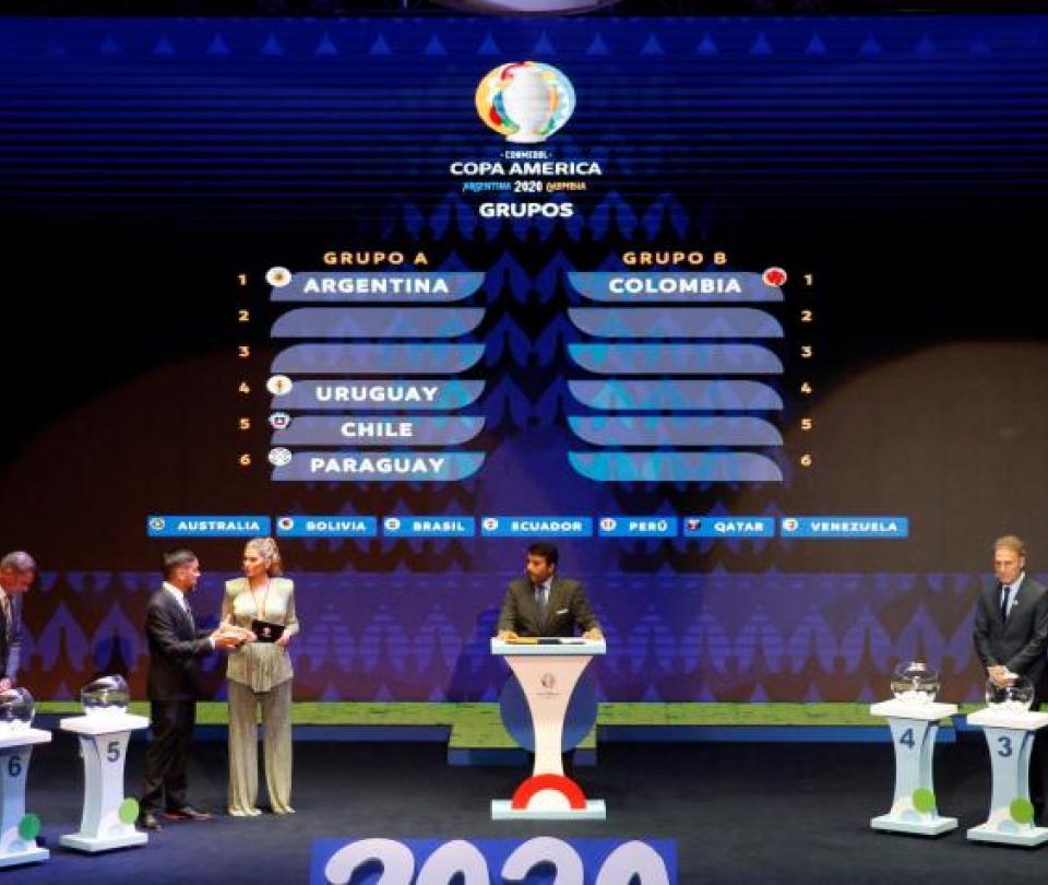 Copa América 2021: Alcaldía de Bogotá descarta partidos con público debido a la pandemia | Coronavirus noticias hoy | Copa America 2020 Argentina - Colombia 1