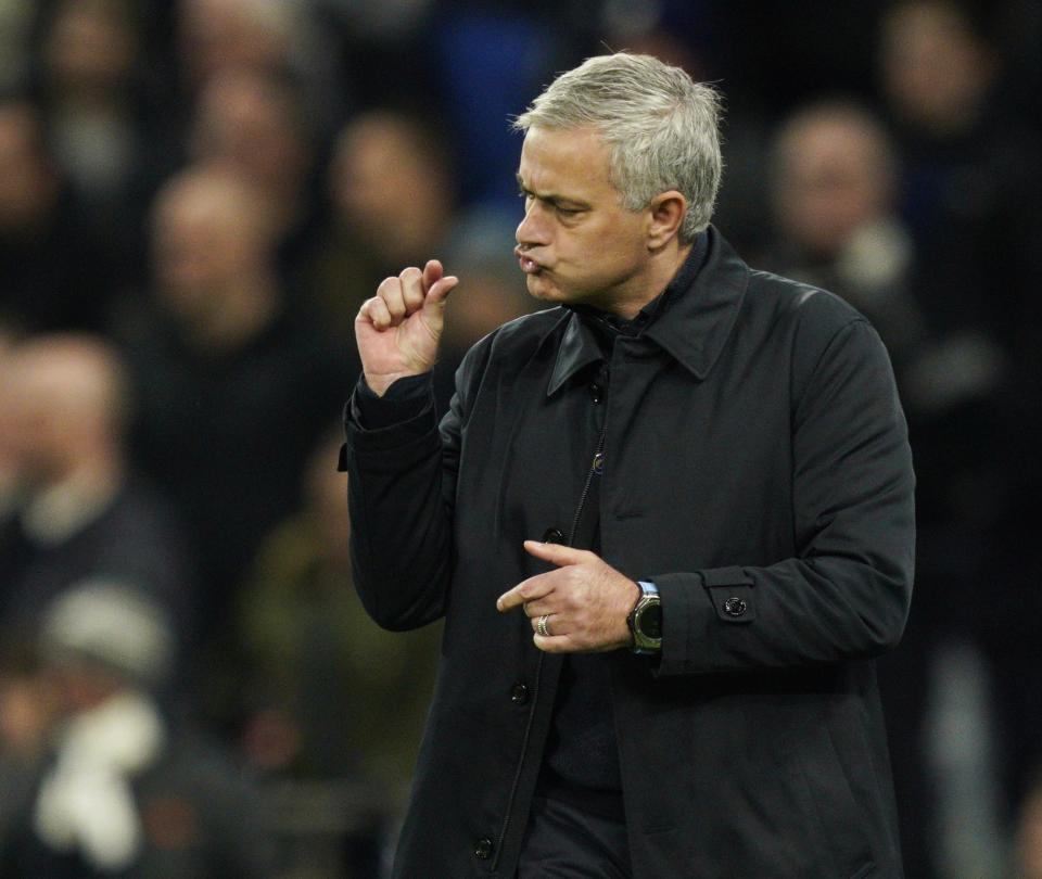 Duro golpe para Tottenham de Mourinho: grave lesión de Harry Kane | Premier League 2