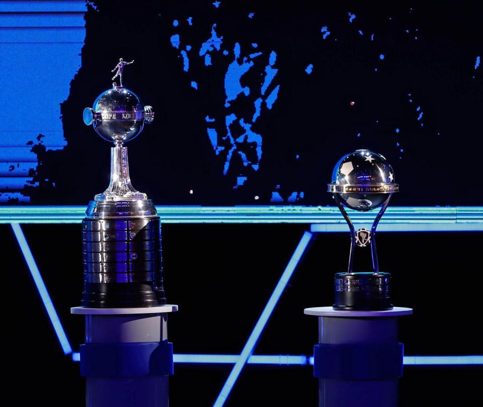 Copa Libertadores y Sudamericana sorteo Conmebol con equipos colombianos | Copa Libertadores 1