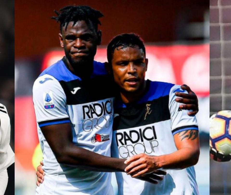 Futbolistas colombianos en la Serie A de Italia: balance del segundo semestre 2019 | Serie A 2
