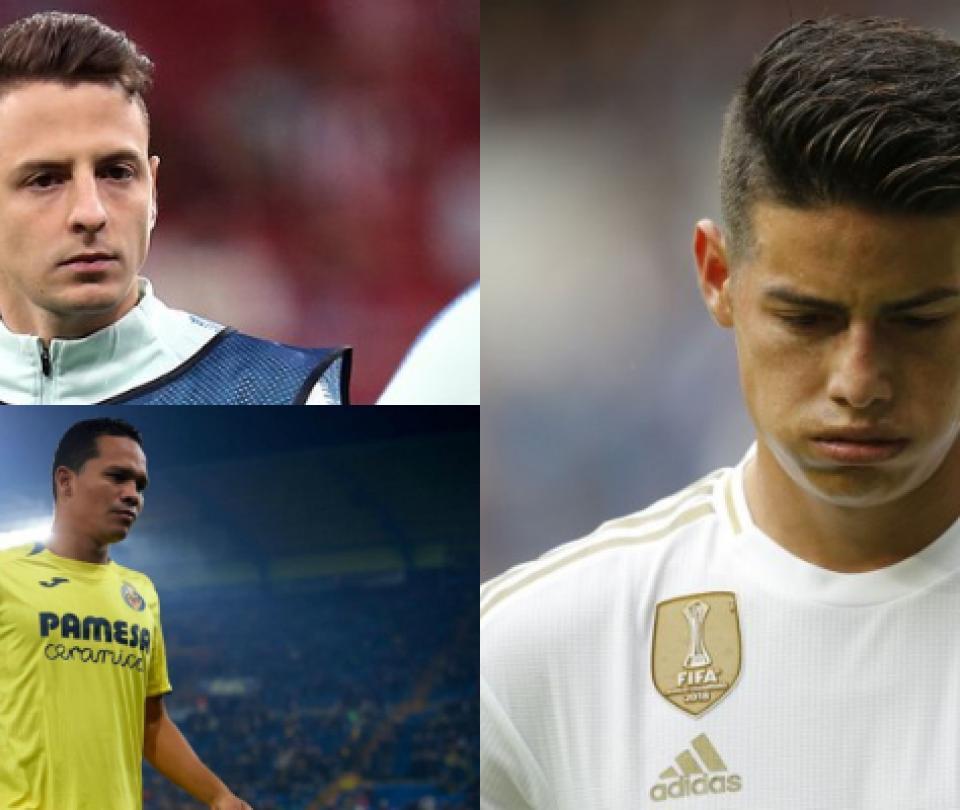 Futbolistas colombianos en España: así va la temporada 2019/2020 | Liga de España 1