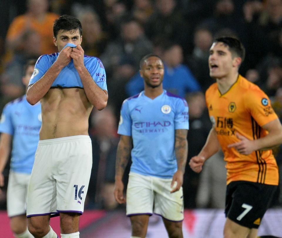 Manchester City vs Wolverhampton: goles y mejores momentos del partido | Premier League 2