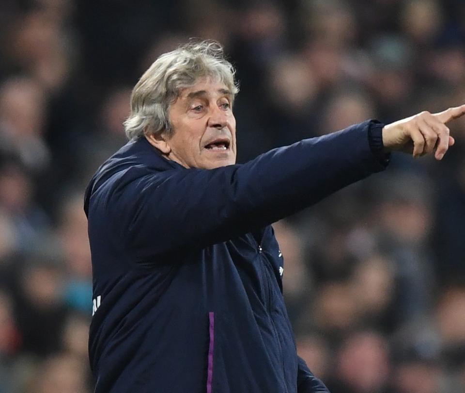 West Ham destituye a Manuel Pellegrini   Premier League 2