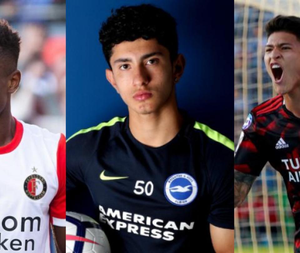 Los jugadores colombianos que prometen explotar en el fútbol europeo en el 2020   Colombianos en el Exterior 2