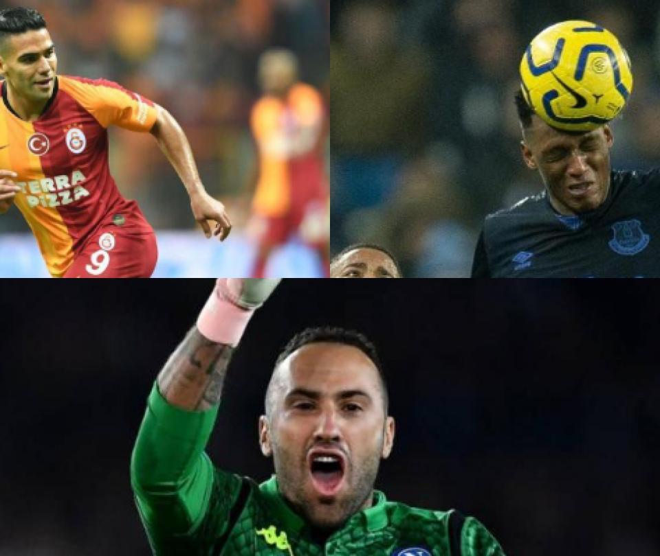 Selección Colombia: resumen, balance y goles de los jugadores en fin de semana 16 febrero 2020 | Selección Colombia 1