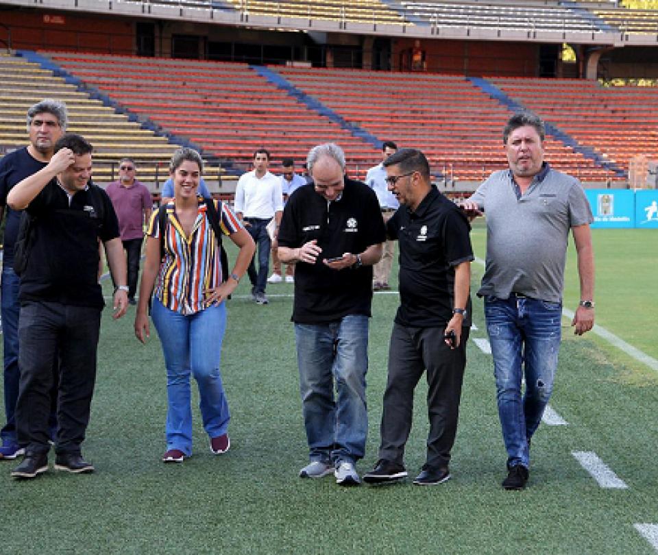 Conmebol visita Colombia para evaluar las sedes de Copa América 2020 | Copa America 2020 Argentina - Colombia 1