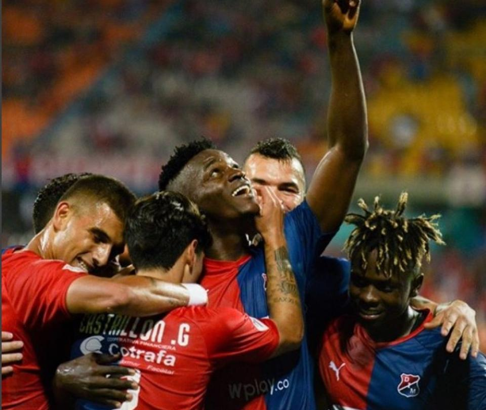 Independiente Medellín: nuevo patrocinador Ron Medellín para la camiseta del equipo 2020 | Futbol Colombiano | Liga BetPlay 1