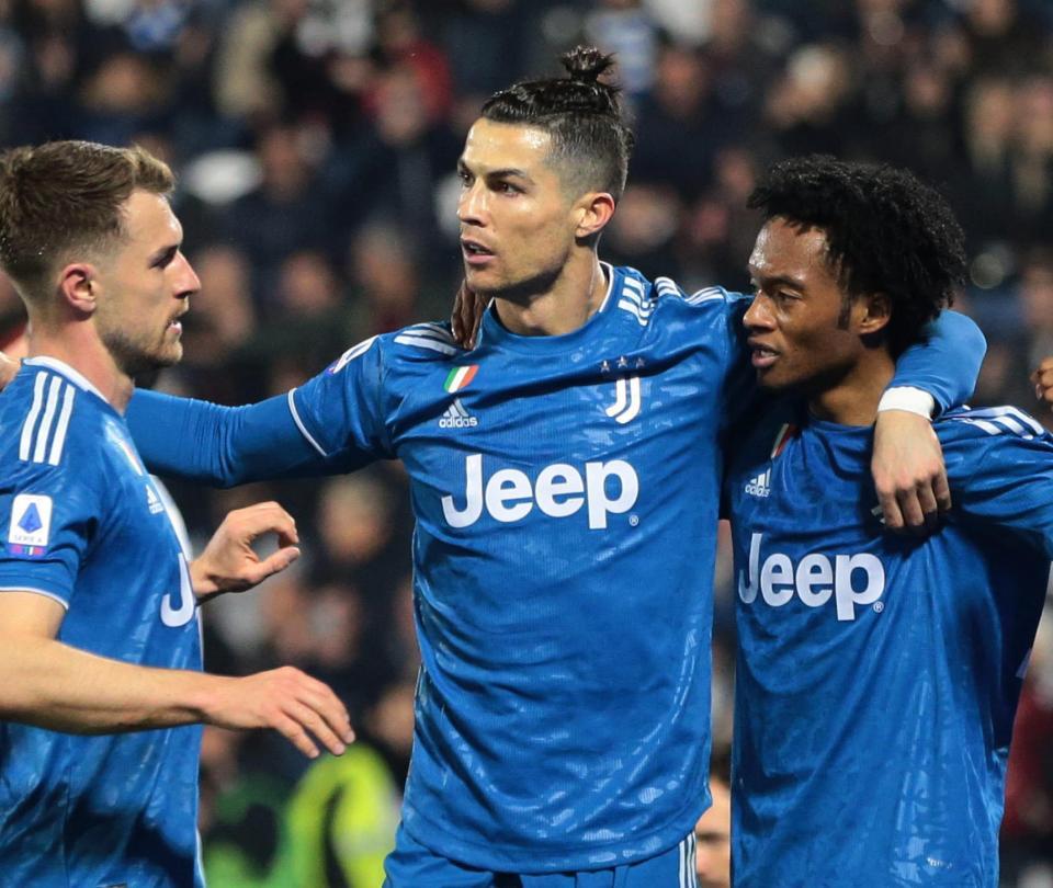 La tabla de posiciones en Italia: diferencia entre Juventus y Lazio 2